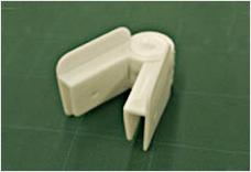 プラダンの折り畳み用コーナー(両開き)