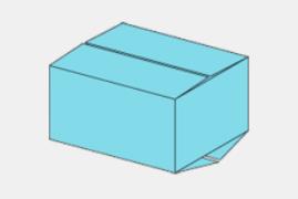 プラダンA式(みかん箱型)のイメージ