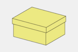 プラダンC式(弁当箱型)のイメージ