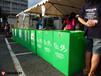 イベント会場用プラダンゴミ箱「たたんダン」