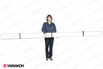 3m超の細長い蛍光灯用ケース