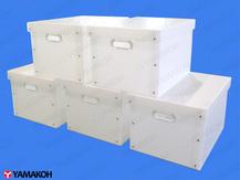 化粧品用空き容器回収・保管ケース