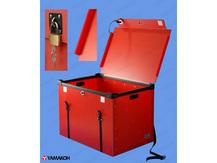 製品運搬用・鍵付き大型通い箱