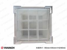 ガラス花器収納ケース